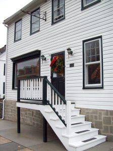 The *new* Gettysburg Festival offices, 113 Carlisle Street, Gettysburg.